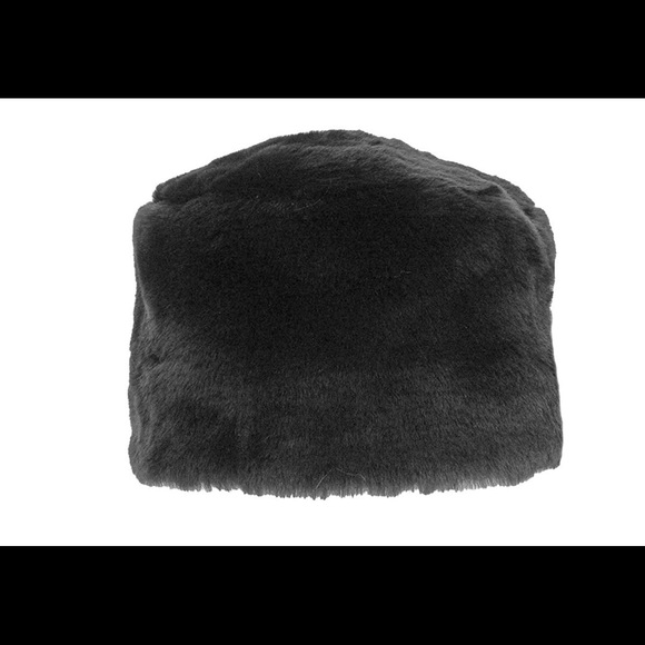 a8b8840b96 Capellini New York Faux Beaver Fur Toque Hat